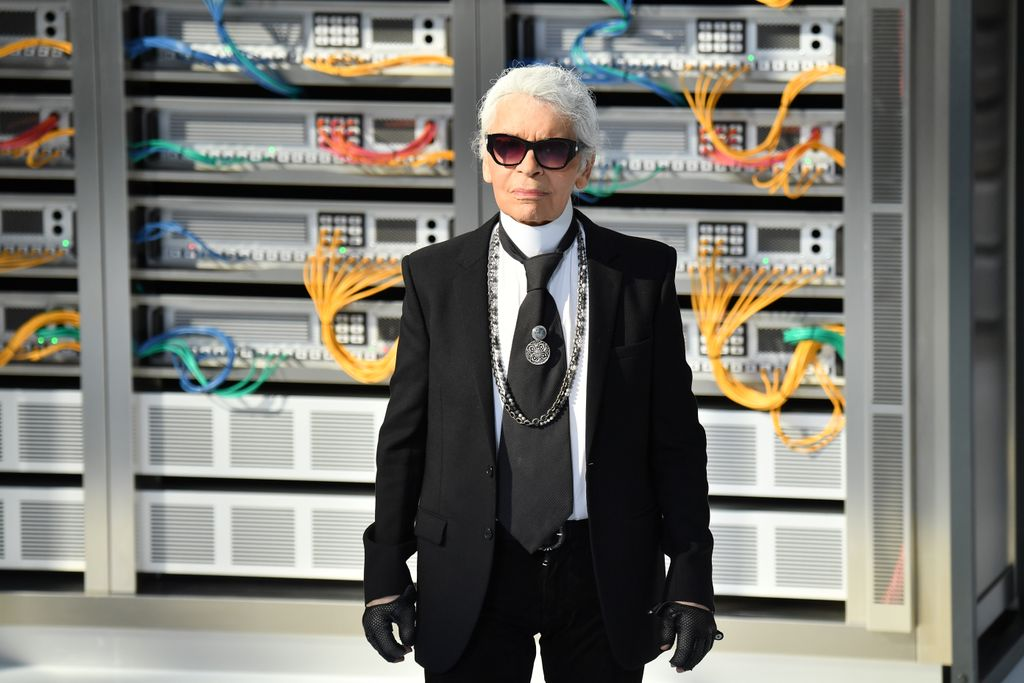 Karl Lagerfeld Is Dead. Sad Day For Fashion!