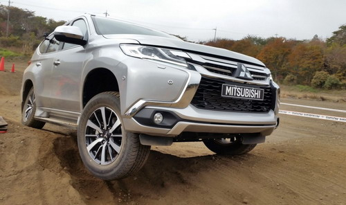 All-new Mitsubishi Pajero Sport 2016