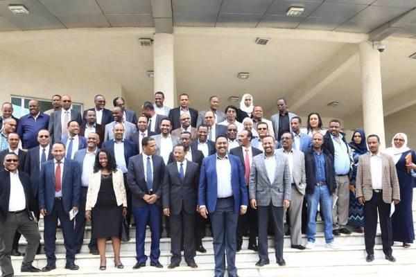 Rw Ethiopia Oo Golihiisa Ugu Bishaareeyay 4 Arrin Oo Halis Galin