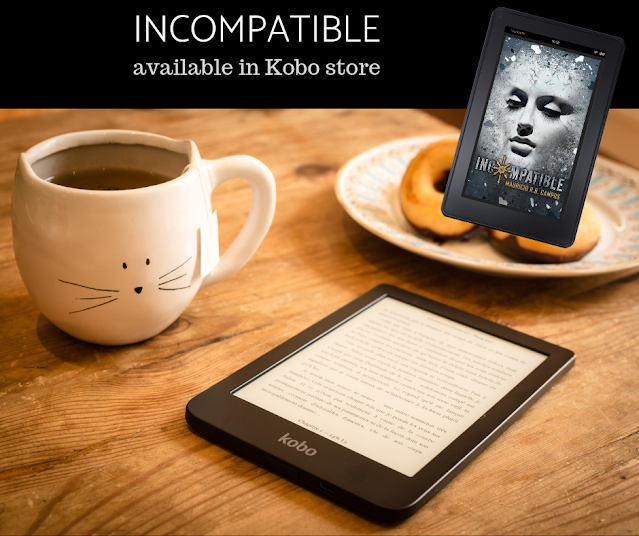 Incompatible available in Kobo Stores