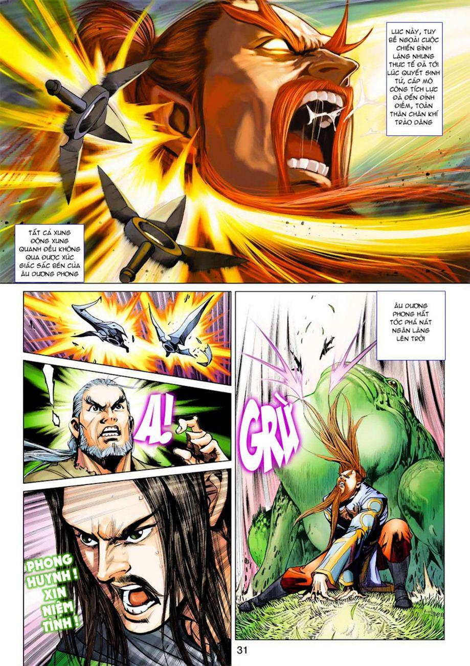 Anh Hùng Xạ Điêu anh hùng xạ đêu chap 45 trang 31