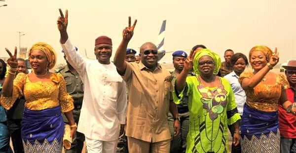 Int'l women Day: Ikpeazu felicitates with Abia Women