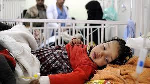 منظمة الصحة العالمية تشن حرب عالمية على الكوليرا بعد ارتفاع حالات الاصابة في اليمن الي 000 ,700 شخص