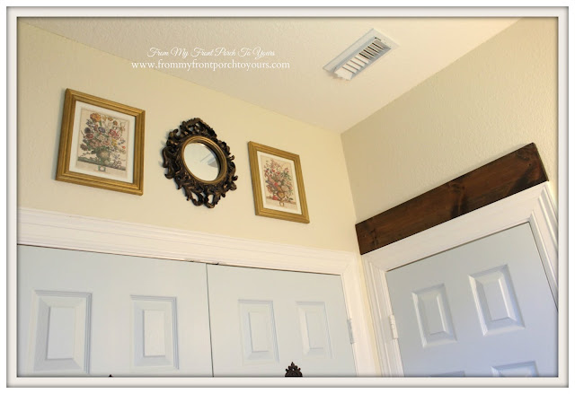 Farmhouse Guest Bathroom-Vintage Accessories- From My Front Porch To Yours