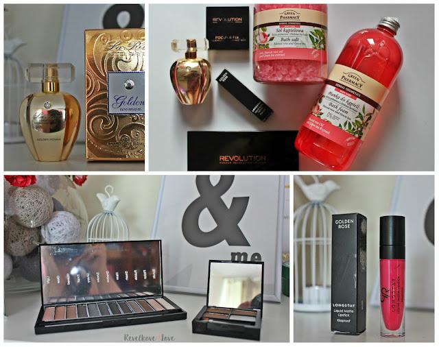Kosmetyczna paczka od Drogerix.pl i Konkurs dla Was