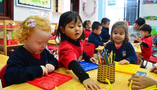 Hệ thống tiện ích giáo dục tại dự án chung cư Panorama - Hoàng Mai