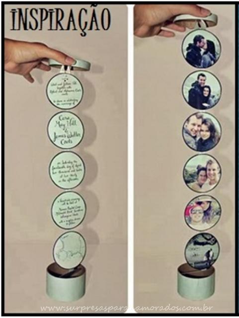 caixa circular