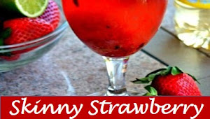 #recipe #food #drink #delicious #family #Skinny #Strawberry #Green #Tea #Mojitos
