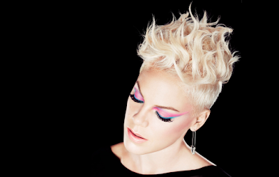 """Lirik Lagu P!nk - Get the Party Started"""