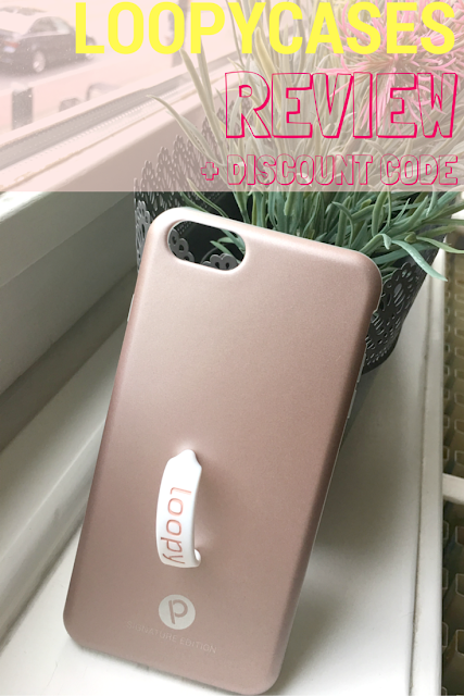 loopycases review & discount code thelittleaslam