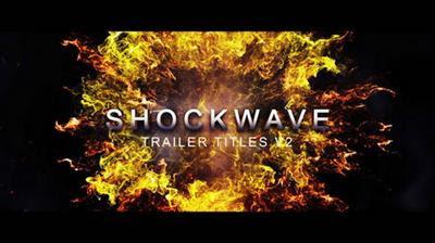 Shockwave Titles v2 - After Effects Template