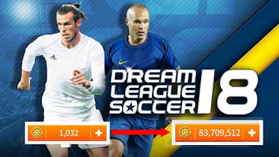 Cara Mudah Menambah Coin Dream League Soccer 2019 Tanpa Root