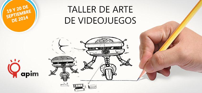 Taller Arte de Videojuegos