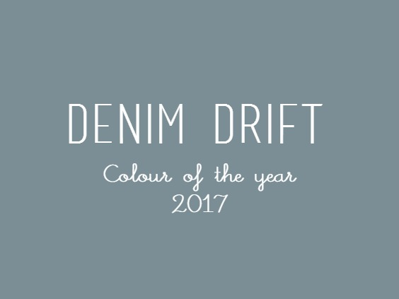 Color Futures 2017: Denim Drift