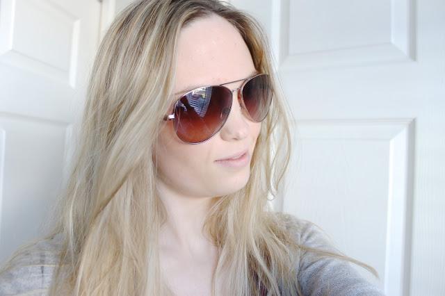 12c88ed0e6e Michael Kors Karmen Rose Gold sunglasses