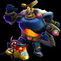 Paladins - Bomb King