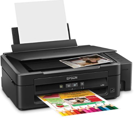 Printer Epson L80Indonesia