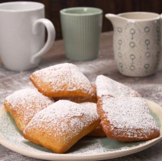 New Orleans Beignets #Desserts #Sweet