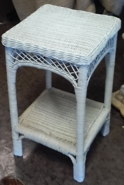 20 White Wicker Side Table Pictures And Ideas On Meta Networks