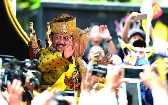 Hoax Sultan Brunei Ajak Boikot Hongkong karena Bela Ustad Abdul Somad