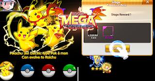 PocketLand - Mega Monsters Apk v1.0.1 Mod Unlimited Diamonds Terbaru