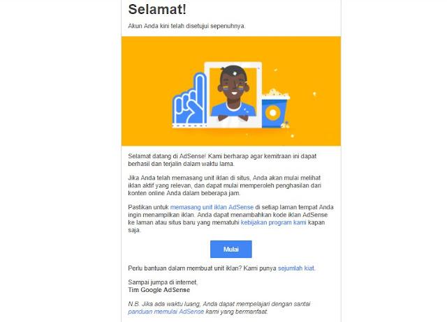 Misteri Google Adsense Untuk Blog Kini Terpecahkan