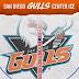 San Diego Gulls 2nd 2019 Center Ice