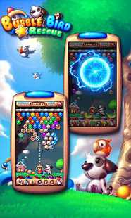 bubble bird rescue unlimited apk