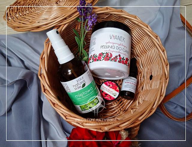Iossi, Your Natural Side, Vianek i Mydło Stacja - tylko naturalne składy
