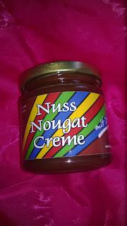 Nuss Nougat Creme mit Xylit