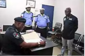 #Reformedsars: SARS official finally sacked over N5,000 extortion, Threatened to shoot innocent people (photos)