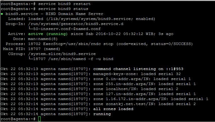 jaringan linux