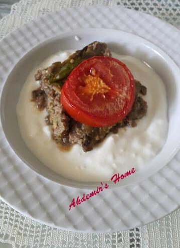 Patlıcan Böreği - Hamursuz Bir Börek