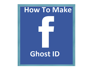 Make Facebook Ghost ID invisible name