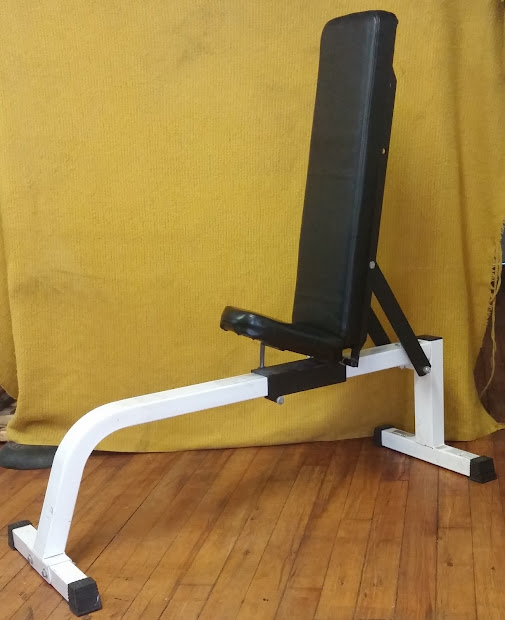 Parabody Incline Bench