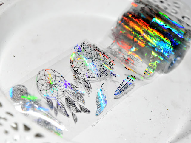 Nail art... qu'est ce que j'ai pris de chez Born Pretty Store