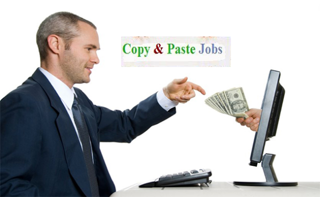 Online Copy Paste Jobs Without Investment