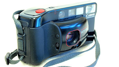 Canon Autoboy 3 QD (Canon 38mm f/2.8 lens) #707
