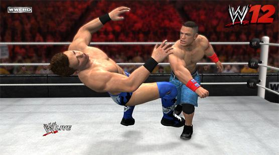 WWE 12 keygen