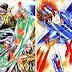 Saintia Sho, Ep.G Assassin, Next Dimension e Lost Canvas Gaiden ganham data de lançamento em formato tankobon