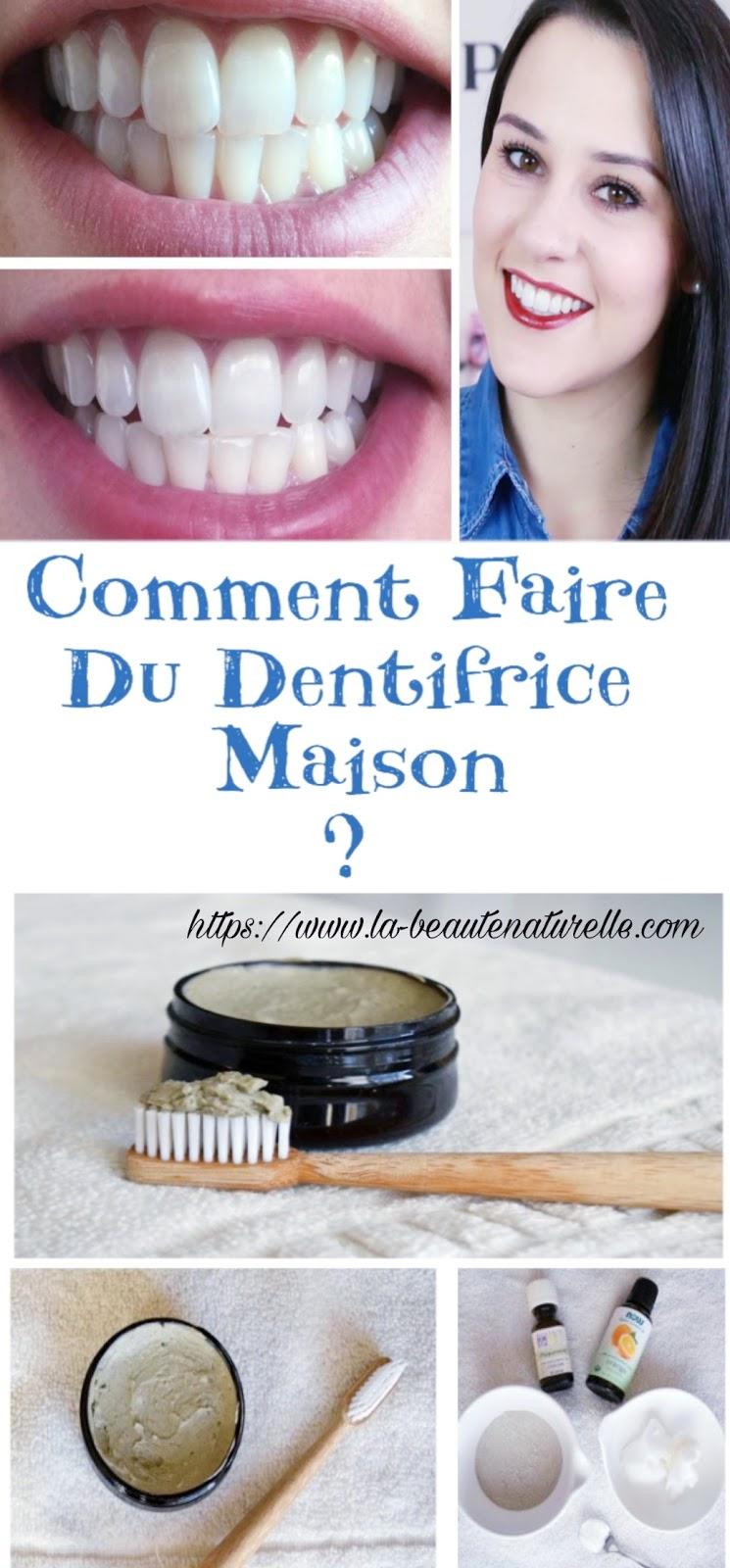 Comment Faire Du Dentifrice Maison ?
