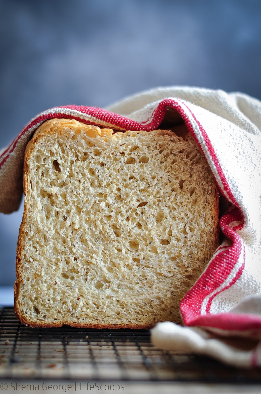 honey wheat bread recipe without bread machine