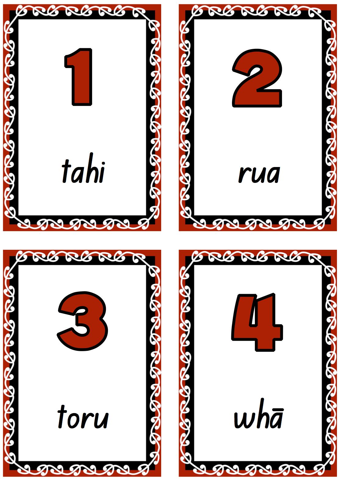 Classroom Treasures M Ori Numbers To 20
