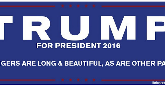 Trump Bumper Stickers - So Many Messages to Choose From!
