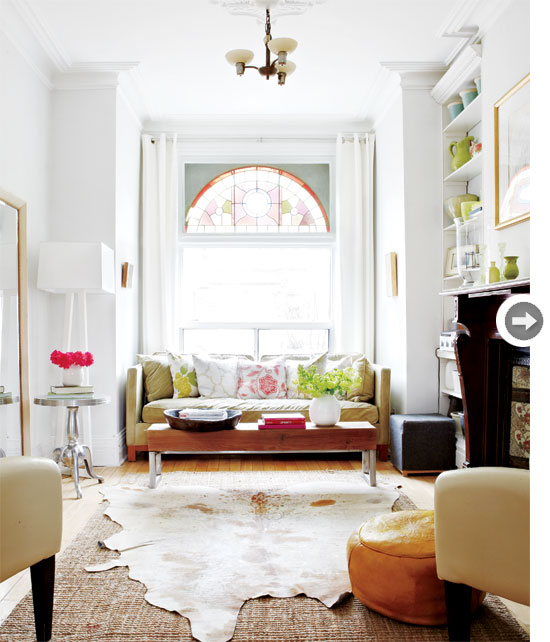 Victorian Living Room: A Life's Design: Victorian Flair