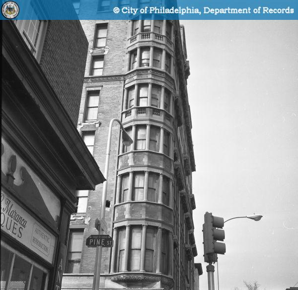 Philaphilia: Lost Building of the Week-- June 15th
