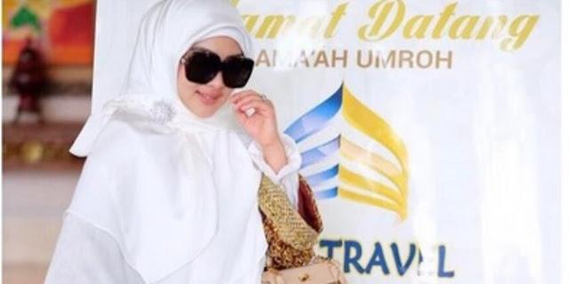 Polisi akan Panggil Syahrini Terkait kasus First Travel