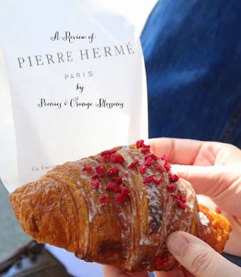 Pierre Herme Macarons and Pastry Review