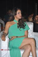Actress Isha Koppikar Pos in Green Dress at Keshava Telugu Movie Audio Launch .COM 0003.jpg
