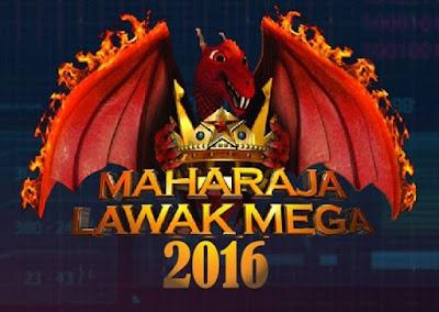 TONTON MAHARAJA LAWAK MEGA 2016 MINGGU 10